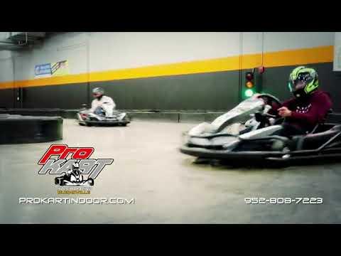 ProKART Indoor Racing – Minnesota's Premier Indoor Go