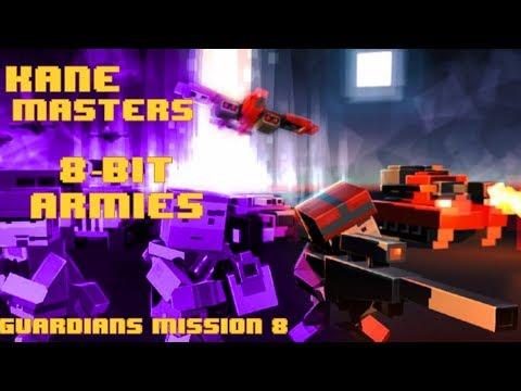8-Bit Armies Guardians Campaign Mission 8 - Blind Eye |