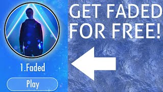How To Unlock Faded In Piano Tiles 2