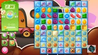 Candy Crush Jelly Saga Level 384-385 ★★★