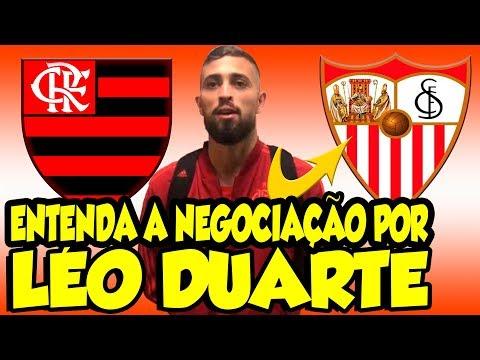 Sevilla e Leo Duarte - Entenda detalhes da negociação