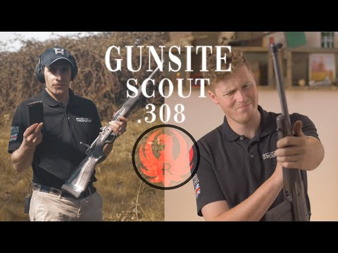Ruger Gunsite Scout - Field Test & Review