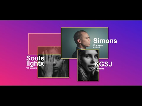 Layered Images Popup Animation Usign HTML & CSS   Tutorial #01