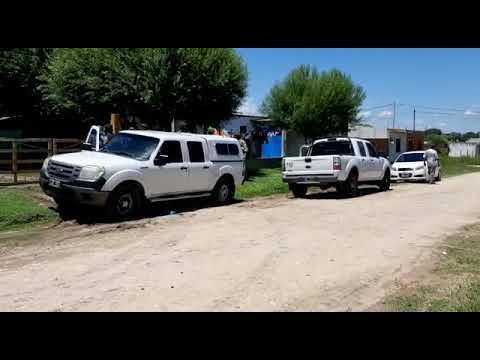 Caso Marcelo Cabeza: realizan allanamientos en San Benito