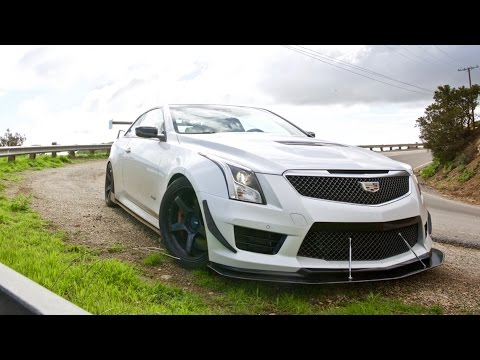 The 520HP Cadillac ATS-V by Renick Performance