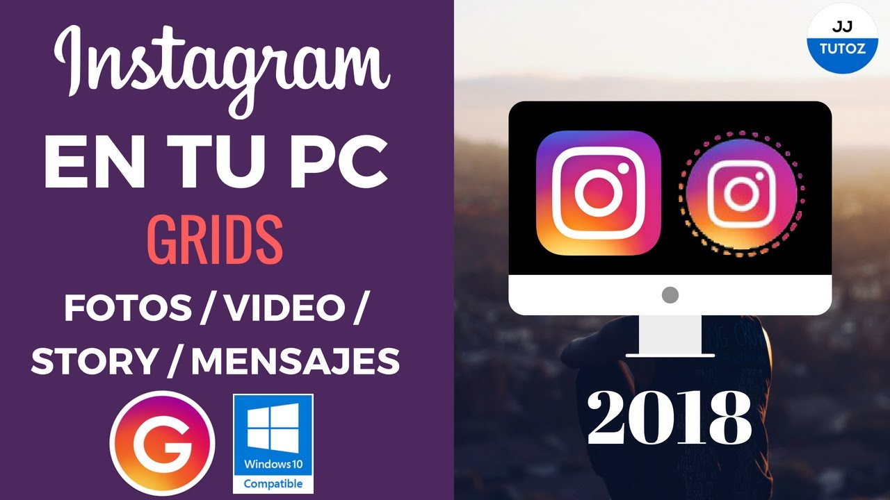 descargar imagenes instagram 2018
