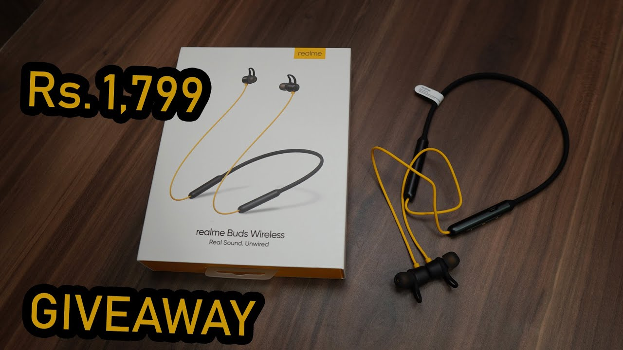 Realme Buds Wireless Review Neckband Bluetooth 5 0 Magnetic Earphone Priced Rs 1 799 Youtube