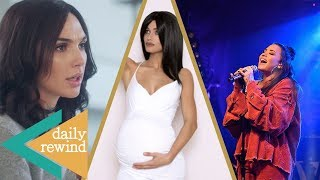 Gal Gadot NAILS Kendall Jenner Impression, Pregnant Kylie Jenner Costume, Demi Lovato Stage FAIL -DR