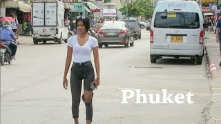 Patong in the Daytime - Phuket, Thailand