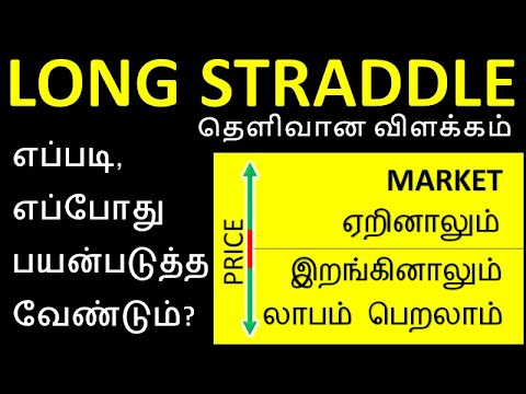 OPTION STRATEGY IN TAMIL | LONG STRADDLE OPTION STRATEGY | OPTIONS STRATEGIES IN TAMIL