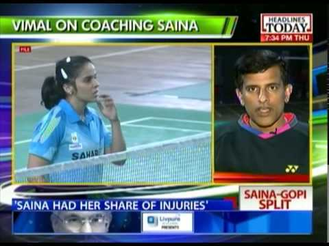 Gopi sir had very little time for me: Saina Nehwal