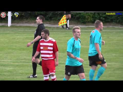 Horndean v Havant & Waterlooville goals 7th July 2014