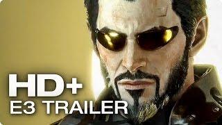Offizieller Deus Ex Mankind Divided E3 Trailer Deutsch German 2016  Abonnieren  httpaboytgc  Official Game Trailer  Ab 2016 bei httpspieltdeusex
