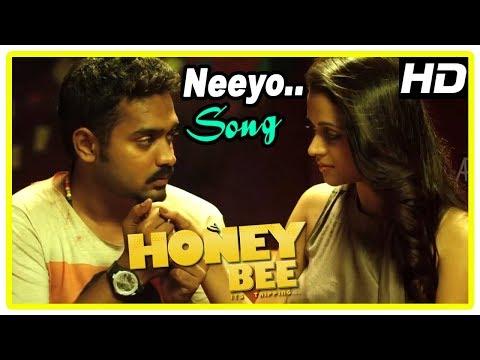 Latest Malayalam Movie 2017   Neeyo Song   Honey Bee Movie Scenes   Bhavana Gets Caught   Asif Ali