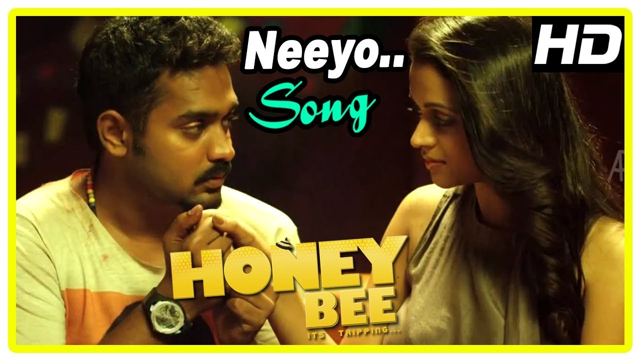 Latest Malayalam Movie 2017 | Neeyo Song | Honey Bee Movie Scenes | Bhavana gets caught | Asif Ali