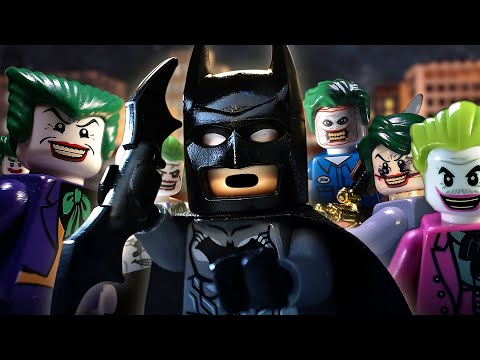 Lego Batman Rises | FULL MOVIE