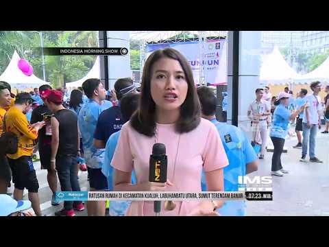 Live Report - Keseruan di Second Chance Charity Fun Run