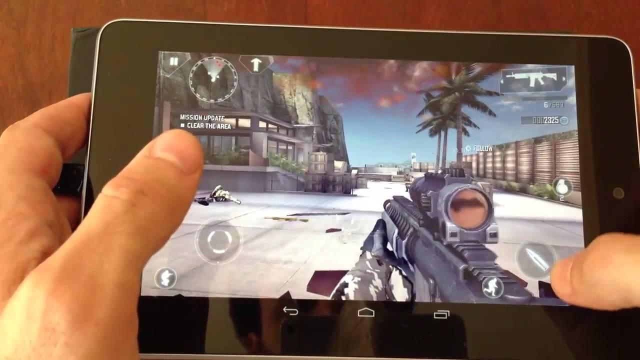 لعبه الاكشن العملاقه : Modern Combat 4: Zero Hour v1.1.7c مهكره جاهزه