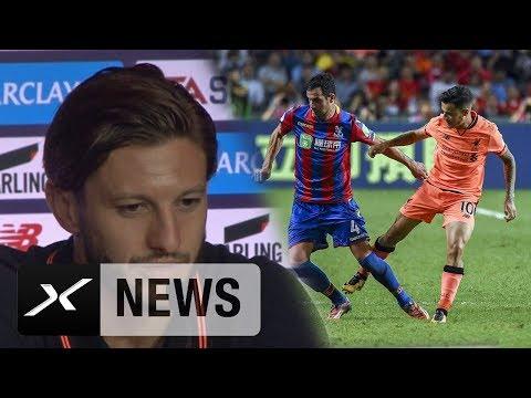 Adam Lallana: Champions-League-Sieg nur mit Philippe Coutinho | FC Liverpool | FC Barcelona