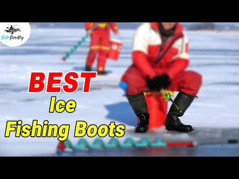 Best Ice Fishing Boots In 2020 – Tested Models That Actually Work!