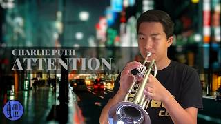Charlie Puth - Attention (Trumpet Cover)