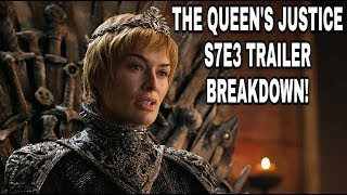 Season 7 Episode 3 Preview Breakdown! - Game Of Thrones Season 7 Episode 3 Preview Trailer