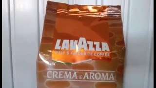 Видео кофе Lavazza crema e aroma(Прекрасный кофе лавацца крема и арома http://coffeewar.com.ua/kofe-v-zernax-lavazza-crema-e-aroma., 2016-04-28T07:26:47.000Z)