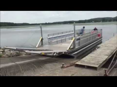 KANN Personnel & Equipment Transport Barge