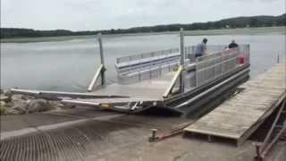 KANN Personnel  Equipment Transport Barge