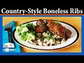 "How I make Braised ""Country Style"" Boneless Pork Ribs"