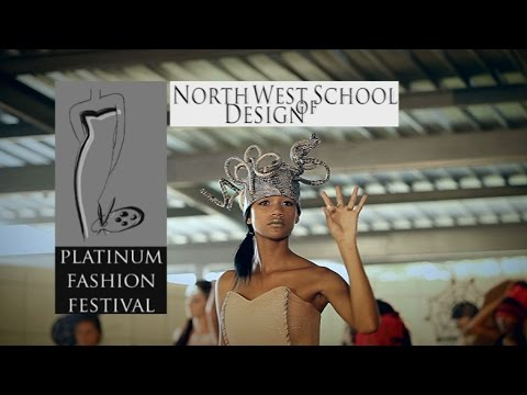 North West School of Design's Platinum Fashion Festival