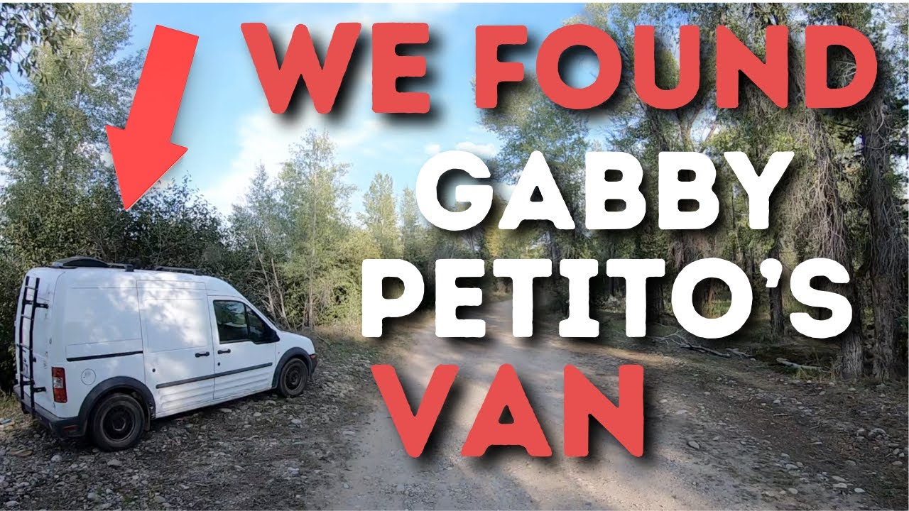 Download Is this Gabby Petito's Van caught on Youtuber's Camera? READ DESCRIPTION