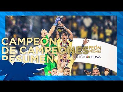 ¡CAMPEÓN DE CAMPEONES! | Resumen | Club América (6) 0-0 (5) Tigres | Todos Los Goles Y Penales