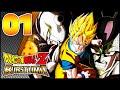 Die Ankunft Der Saiyajin! - #01 - Dragonball Z: Burst Limit 🔥 Lets Play video