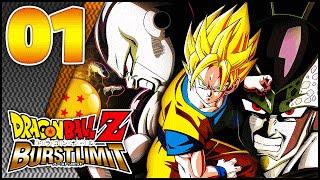 DIE ANKUNFT DER SAIYAJIN! - #01 - Dragonball Z: Burst Limit 🔥 LETS PLAY