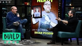 "Brian Posehn Talks His New Book, ""Forever Nerdy: Living My Dorky Dreams And Staying Metal"""