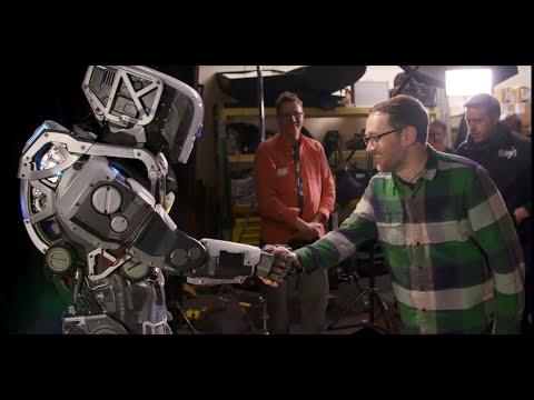 Creating the Robot for I Am Mother (Netflix): Inside Weta Workshop