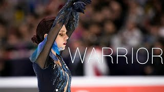 WARRIOR EVGENIA MEDVEDEVA ЕВГЕНИЯ МЕДВЕДЕВА