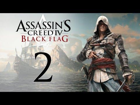 VITORLÁKAT FEL! ARRRR....  | Assassin's Creed: Black Flag #2 - 08.25.