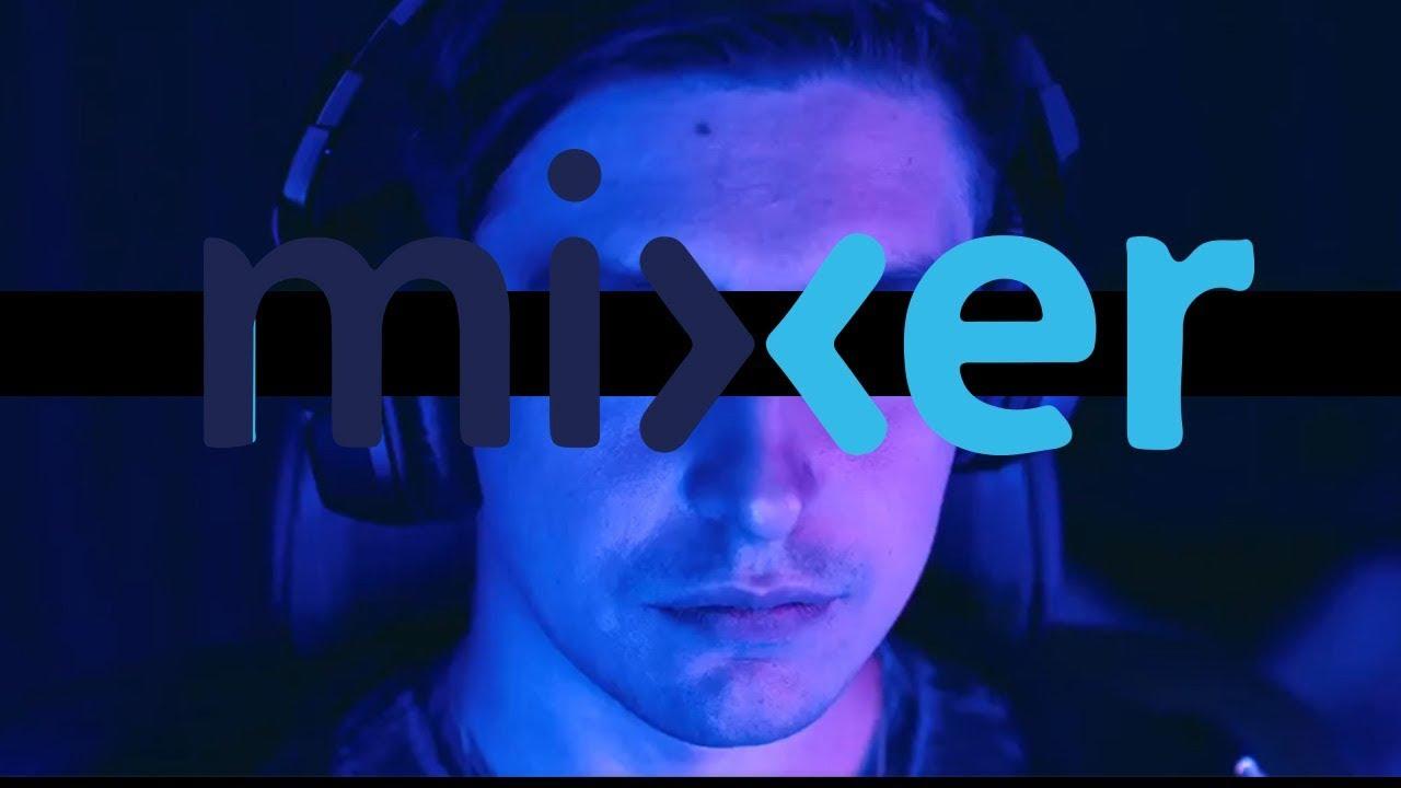 Shroud mixer