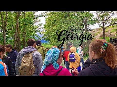 Georgia Travel Vlog | Exploring Tbilisi, Borjomi, Vardzia, Mtskheta, Gori, and Uflistsikhe