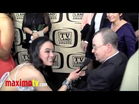 "David L. Lander (Laverne & Shirley) Interview at ""TV Land Awards"" 10th Anniversary Arrivals"