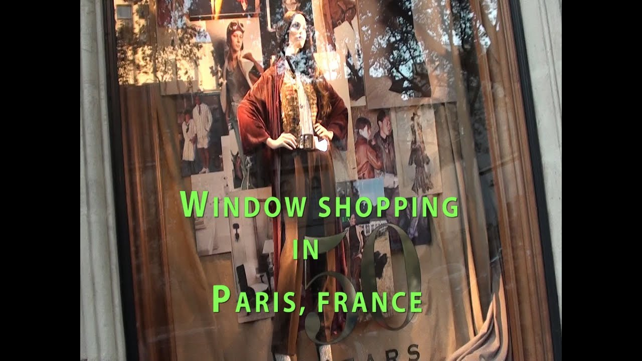 Best Women Fashion on Boulevard Saint Germain Paris - Trying to find Zara -  HD 1080p