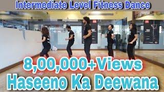 Haseeno Ka Deewana | Kaabil | Raftaar & Payal Dev | Zumba Dance Routine | Dil Groove Mare