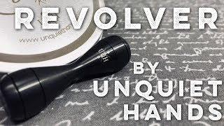 First Look: Revolver Knuckle Roller by Unquiet Hands