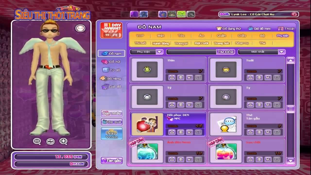 Audition Online – Nhịp điệu cuộc sống (Game Audition VTC)