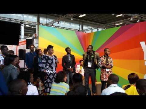 Women Deliver Conference 2016 Copenhagen #AfriYANBuzz
