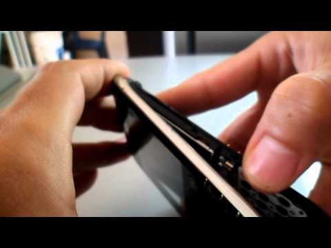 blackberry bold 9790 desarme desensamble disassembly destapar desarmado