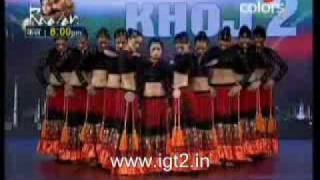 belly dance (banjara group)