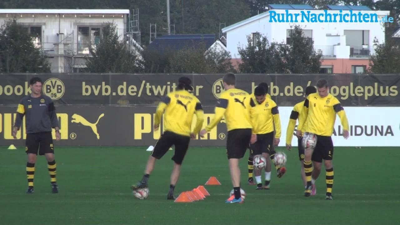 BVB-Training in Brackel am 22. September